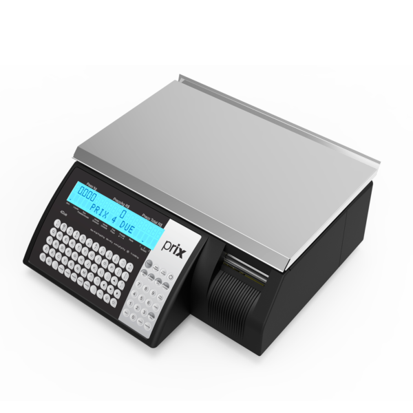 Balança Computadora com Impressora Integrada 4 Due